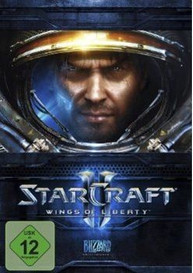 StarCraft II: Wings of Liberty  Uncut (PC) US Version - CD Key