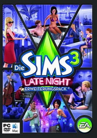 Die Sims 3 Late Night AddOn  (PC) - CD Key