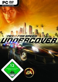 Need for Speed: Undercover (PC)  - CD Key