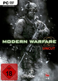 Call of Duty: Modern Warfare 2 (PC) Uncut Version - CD Key
