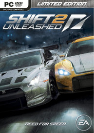 Need for Speed: Shift 2 Unleashed Limited Edition (PC)  - CD Key