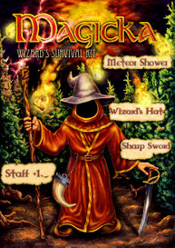 Magicka (PC) - Wizard's Survival Kit CD Key