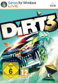 Dirt 3 (PC) - CD Key
