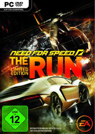 Need for Speed: The Run Limited Edition (PC)  - CD Key