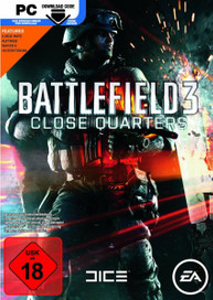Battlefield 3 (PC) Uncut - Close Quarters Erweiterungspack DLC