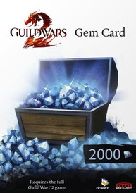 Guild Wars 2 - Gem Card Key
