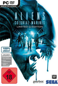 Aliens: Colonial Marines Limited Edition (PC) Uncut - CD Key