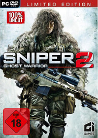 Sniper: Ghost Warrior 2 - Limited Edition (PC) Uncut - CD Key