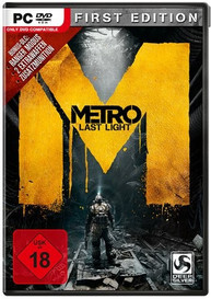 Metro: Last Light - Limited 1st-Edition (PC) Uncut - CD Key