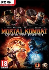 Mortal Kombat Komplete Edition (PC) - Uncut CD Key