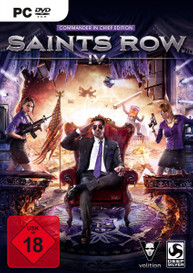 Saints Row IV Commander in Chief Edition (PC) Uncut - CD Key
