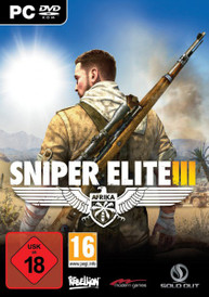 Sniper Elite 3 (PC) 18er - CD Key