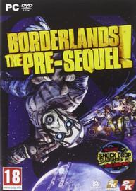 Borderlands The Pre-sequel incl. Bonus DLC (PC) 18er - CD Key