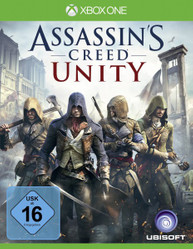 Assassin's Creed Unity (Xbox One) - Game Code