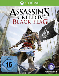 Assassin's Creed 4: Black Flag (Xbox One) - Game Code