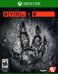 Evolve (Xbox One) Uncut  - Game Code