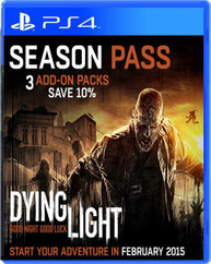 Dying Light (PS4) Season Pass - DLC