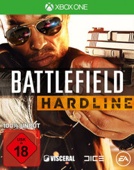 Battlefield Hardline (Xbox One) Uncut - Game Code