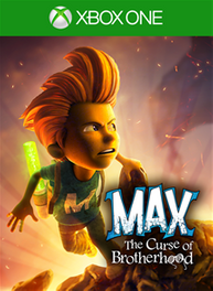 Max: The Curse of Brotherhood (Xbox One) - Game Code