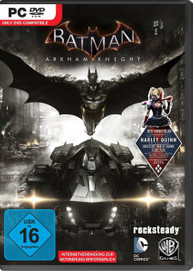 Batman: Arkham Knight inkl. DLC (PC) - CD Key