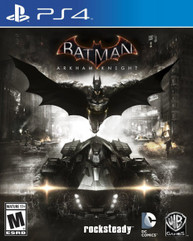 Batman: Arkham Knight (PS4) Uncut - Game Code