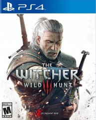 The Witcher 3: Wild Hunt (PS4) Uncut - Game Code