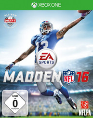 MADDEN NFL 16 (Xbox One) - Game Code