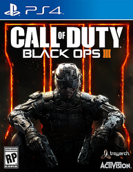 Call of Duty: Black Ops 3 (PS4) Uncut - Game Code