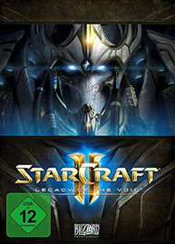 StarCraft II: Legacy of the Void (PC) - CD Key