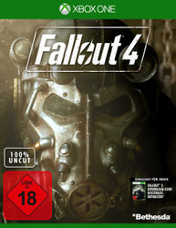 Fallout 4 (Xbox One) - Game Code