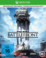 Star Wars Battlefront (Xbox One) - Game Code