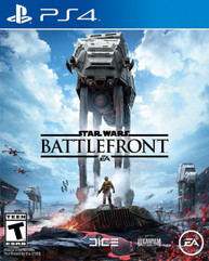 Star Wars Battlefront (PS4) - Game Code