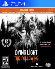 Dying Light: The Following - Enhanced Edition (PS4) - Game Code