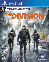Tom Clancy's The Division (PS4) - Game Code