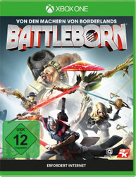 Battleborn (Xbox One) - Game Code