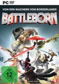 Battleborn (PC) - CD Key