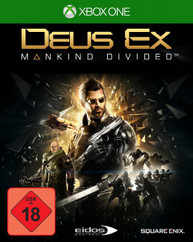 Deus Ex: Mankind Divided (Xbox One) - Game Code