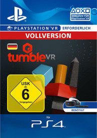 Tumble VR (PS4) - Game Code