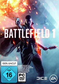 Battlefield 1 Day One Edition (PC) - CD Key