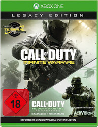 Call of Duty: Infinite Warfare Legacy Edition (Xbox One) - Game Code