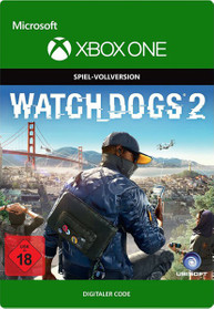 Watch Dogs 2 (Xbox One) - Game Code