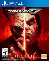Tekken 7 (PS4) - Game Code