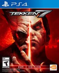 Tekken 7 (PS4) - Game Code