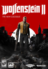 Wolfenstein II: The New Colossus (PC) - CD Key