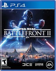 Star Wars Battlefront 2 (PS4) - Game Code