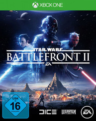 Star Wars Battlefront 2 (Xbox One) - Game Code