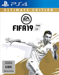 FIFA 19 PreOrder Ultimate Edition (PS4) - Game Code