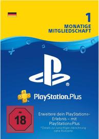 PlayStation Network Plus 1 Monat Mitgliedschaft - PSN Plus Card (DE)