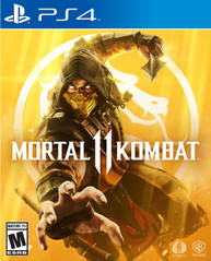 Mortal Kombat 11 (PS4) - Game Code