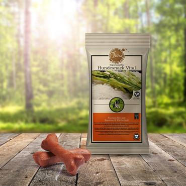 Tiera Vital Basmati Snack L mit Karotten & Wildlachsöl – Bild 2